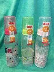 Бутылочки для кормления Nuk