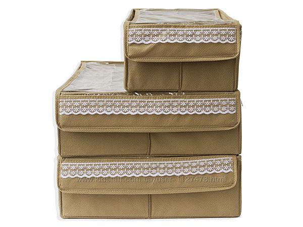 Органайзеры для хранения белья - удобные, качественные