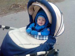 Детская коляска 2в1 ANEX Retro