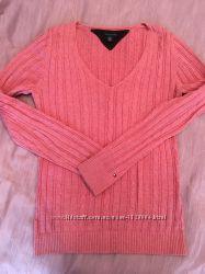 нежно розовый свитерок Tommy Hilfiger