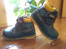 Утепленные ботинки Шалунишка 14, 5 см, р. 23