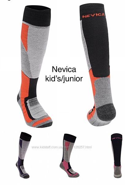 Термоноски лыжные гольфы Nevica Ultimate kids