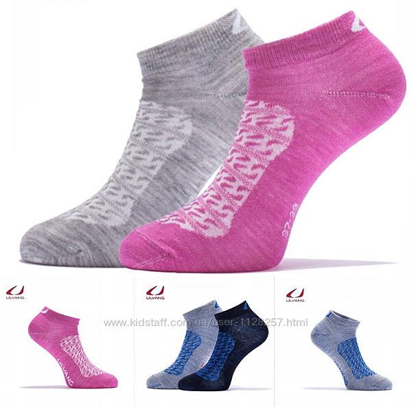 Термоноски тонкие шерстяные носки Ulvang p. 29-34