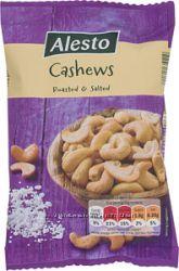 Кешью орехи  соленые Alesto Cashew Nuts 500g