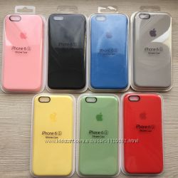 Силиконовый чехол для iphone 5 5s 5se 6 6s 7 8 7pl 8pl x xs  в упаковке
