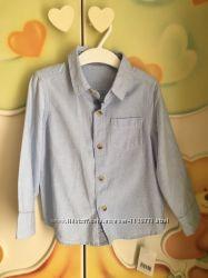 Рубашка на мальчика Mothercare 2-3 года