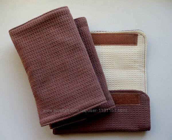 Гигиенические накладки для сосания на лямки эргорюкзака