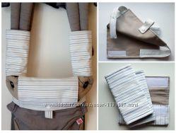Комплект накладок-слюнявчиков для эрго рюкзака ErgoBaby Four Position 360