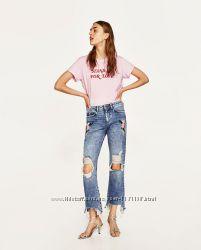Джинсы женские Zara Испания в ассортименте