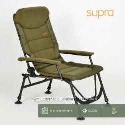 Кресло карповое для рыбалки Supra Elektrostatyk Cuzo FK7