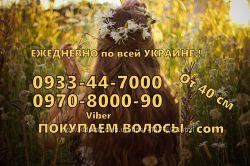 Продать волосы в любом городе Украины дорого цех париков купит волосы