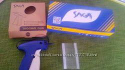 Набор этикет пистолет, игольчатый пистолет Saga S 55 ярлыкодержатели