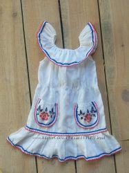 Платье украиночки