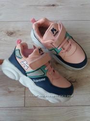 Мегастильные кроссовки для девочки 26, 27 и 28 размеры