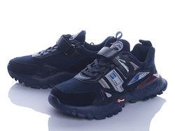 Лёгкие кроссовки  Bessky на мальчика 32-37 размеры в наличии