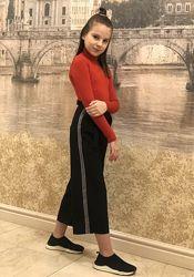Стильные брюки-килоты  для ваших модниц
