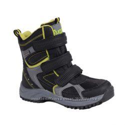 Непромокаемые детские зимние ботинки Bugga Waterproof для мальчика