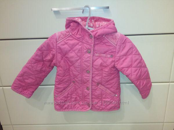 демисезонная курточка Next 1, 5-2 года 92 см