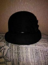Натуральная фетровая шляпка