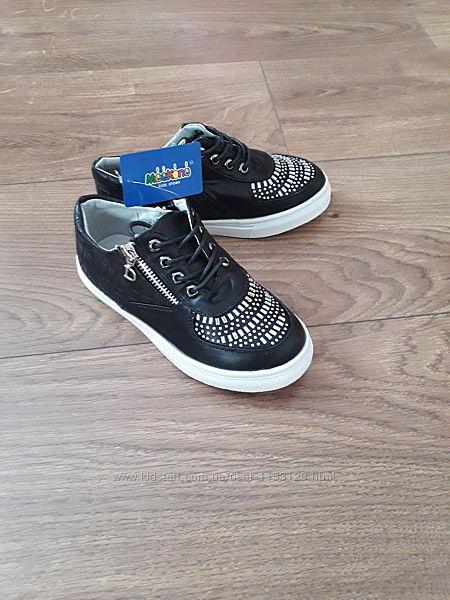 Новые туфли на девочку 31 - 36 размер