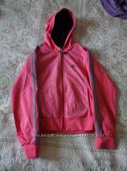 Спортивная кофта Adidas на девочку 164 см
