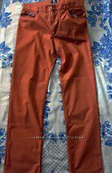 яркие мужские джинсы Brax на высокий рост