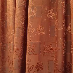 Плотные шторы атлас. Красивые персиковые шторы. Портьеры
