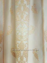 Шикарные классические шторы. Портьеры Турция. Большой выбор