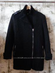 пальто-куртка косуха H&M шерсть