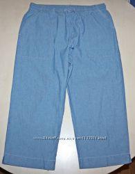 Джинсовые шорты, капри, бриджи 50-52р-р