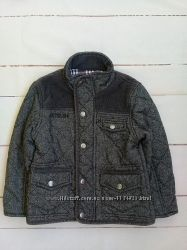Деми куртка на мальчика 4-6 лет rebel