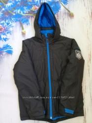 Демисезонная куртка на мальчика 12 лет
