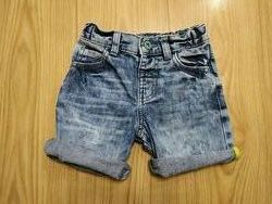 Джинсовые шорты варенка на 4-5 лет