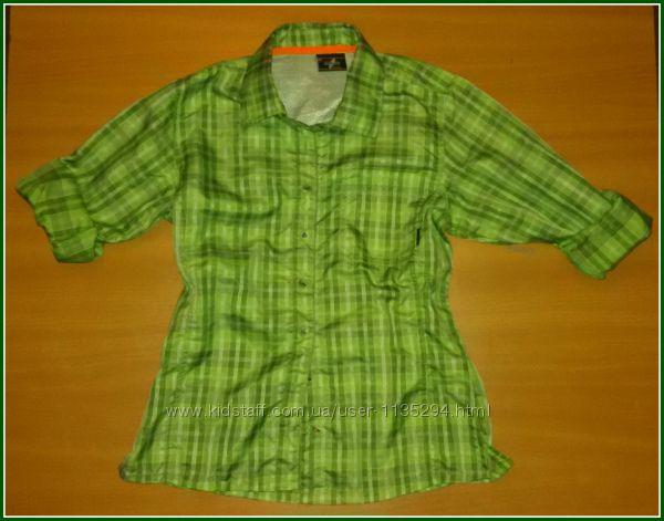 Летняя, спортивная рубашка на девушку. р. 36. Лето.