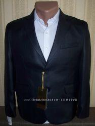 Пиджак школьный приталенный для мальчиков 128-152 Украина