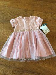 Новое платье на 6-12 мес