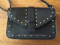 Новая сумка через плечо F&F, качественный кожзам