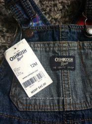 Мой пролет, джинсовый комбез OshKosh на подкладке