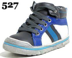 Ботинки, кроссовки, полусапоги Apawwa, кожаная стелька, супинатор, р. 23