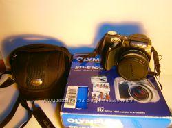 Фотоаппарат OLYMPUS SP-510 UltraZoom сумка  карта памяти 2Гб