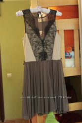 Красивое платье Miss Selfridge Petites