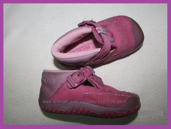 Туфли натуральная кожа start ritetots англия 3, 5g