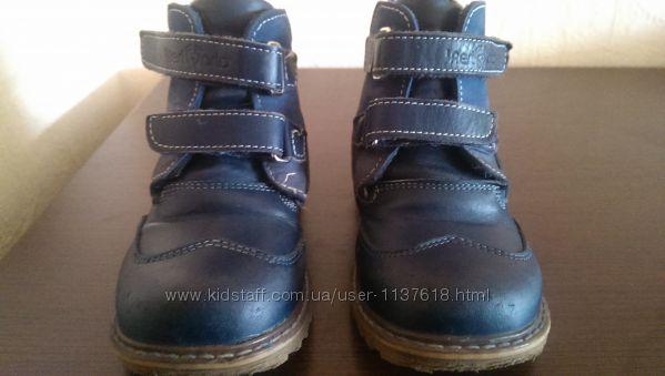 Ботинки ортопедические, ботинки кожаные, ботинки