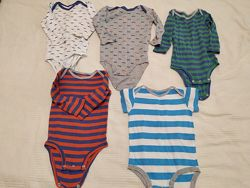 Боди Carter&acutes, боди 9 месяцев, боди, комплект боди