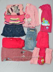 Комплект вещей для девочки на 104р.