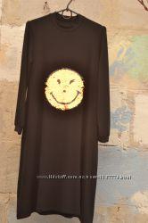 платье нарядное с пайетками перевертышами смайл длинный рукав, 550 ... 19d9747e756