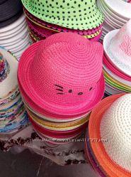 Для девочки шляпа Котик