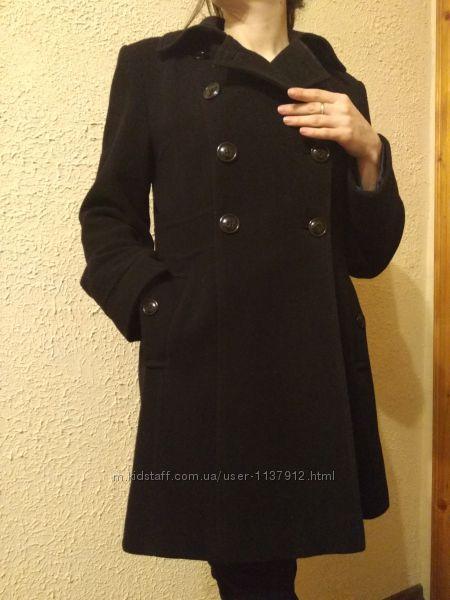 Женское пальто классика шерсть