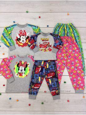 детские пижамы в ассортименте