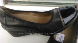 Кожаные туфли 38  Испания